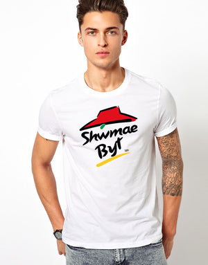 Shwmae Byt - Pizza Lovers Tee
