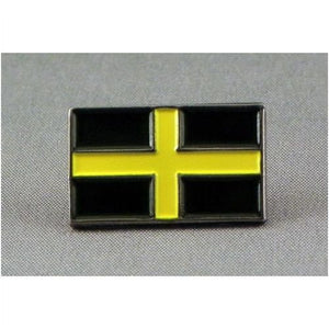 St.Davids Flag Pin Badge