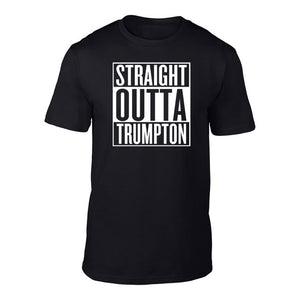 Straight Outta Cymru - Hip Hop Welsh T-Shirt (Choice)