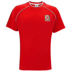 Official Welsh FAW Football Shirt