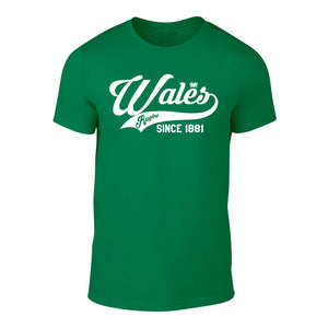 Wales Rugby Since 1881 - Men's T-Shirt
