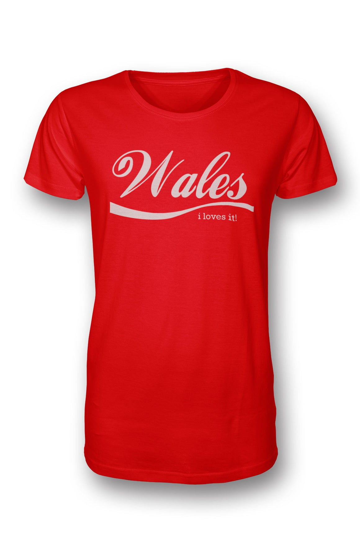 Wales - #It's well Lush - Women's T-Shirt