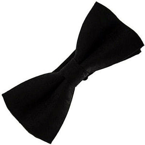 Black Welsh Dragon - Dress Bow Tie
