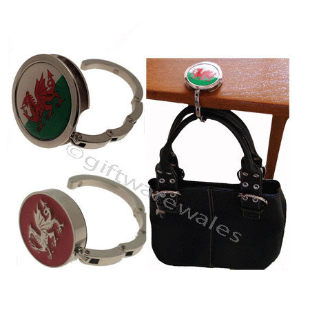 Welsh Bag Coat Purse Hanger