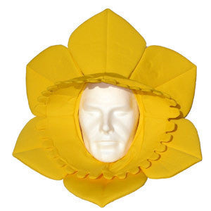 Comical Welsh Daffodil Hat