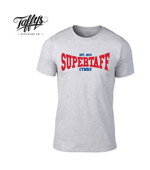 Supertaff© Retro - Welsh T Shirt