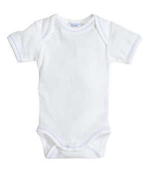 Choose your Own - 50% Welsh 50% ? 100% Gorgeous Baby Grow (White)