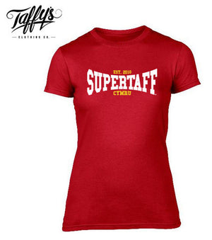 Supertaff® Womens Welsh T-Shirt