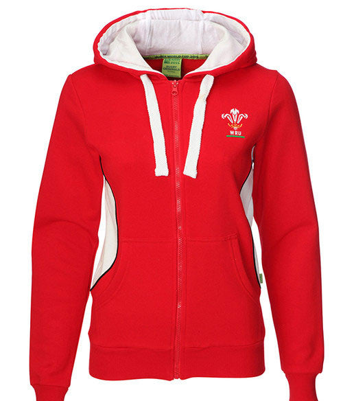 WRU® Hoody - Ladies Full Zip