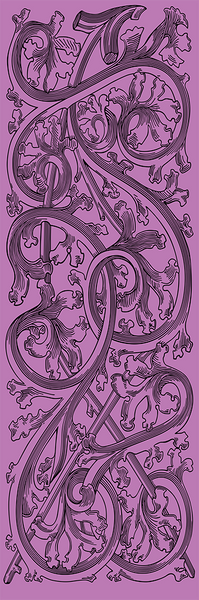 Celtic Colours Purple