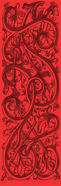 Celtic Colours Red