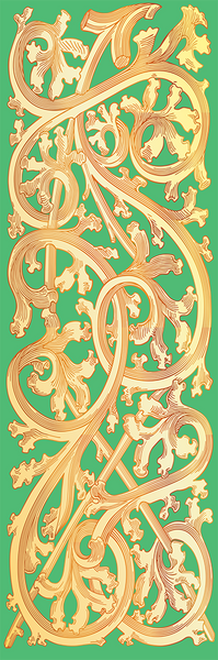 Celtic Gold Green