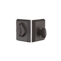 # 3 Sandcast Bronze Deadbolt with Flap