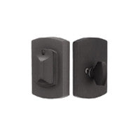 #4 Sancast Bronze Deadbolt with Flap