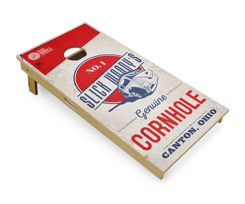 Slick Woodys Americana Regulation size Cornhole Board
