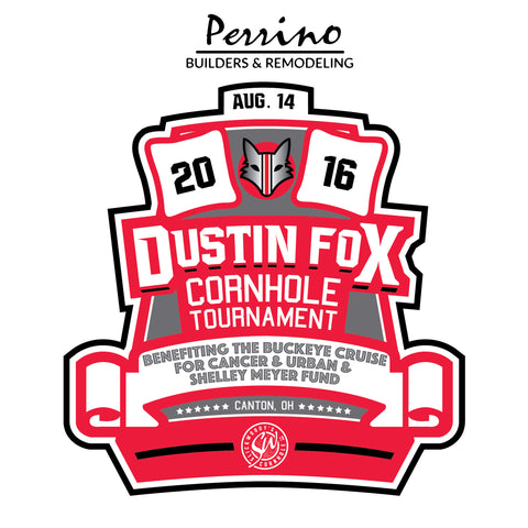 Slick Woody's Joins with Dustin Fox Cornhole Tournament