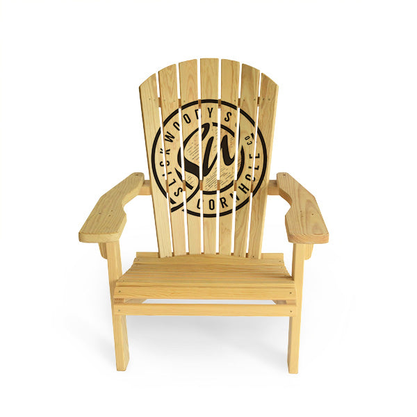 How Much Do Wood Adirondack Chairs Cost? Wood Vs. Composite (On Amazon)