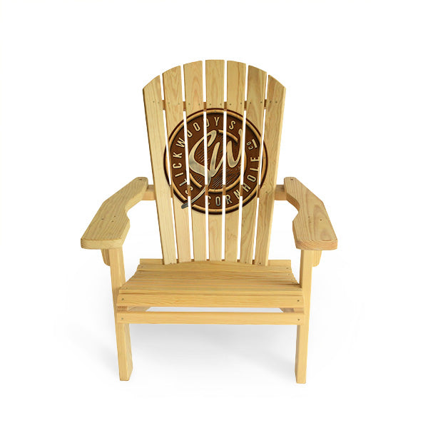 whichever type of adirondack chair you decide to buy you will be getting a comfy laid back outdoor chair that has a great look to it plastic or wooden
