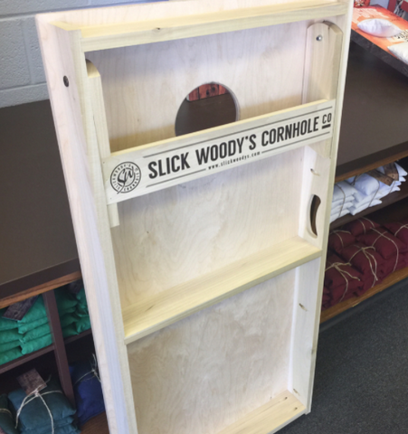 Slick Woody's Cornhole Board
