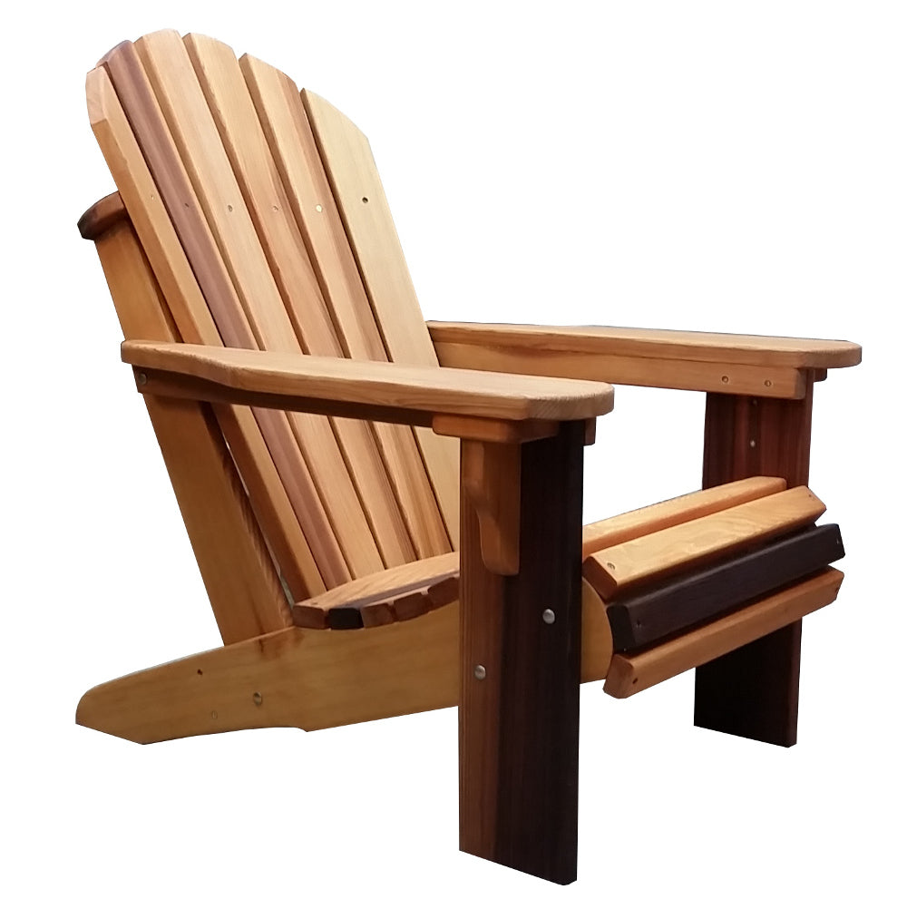 Cedar Adirondack Chairs Slick Woodyu0027s Cedar Wood Adirondack Chair
