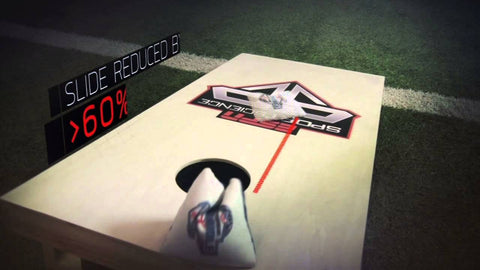 espn sports science cornhole board