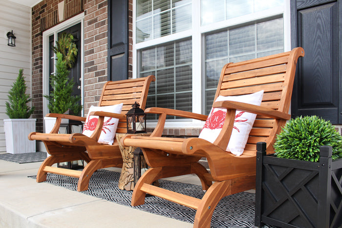 If You Have Been Paying Any Attention To The Outdoor Furniture Market, You  Might Have Noticed That Adirondack Chairs Are Extremely Popular Right Now.