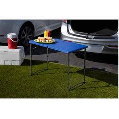 inexpensive plastic tailgate table
