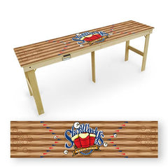 Slick Woody's stock tailgate table