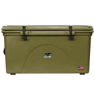Green 140 Quart ORCA Cooler