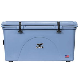 Light Blue 140 Quart ORCA Cooler