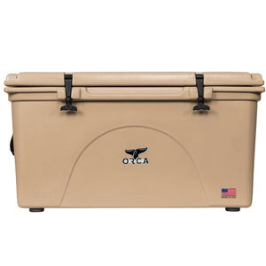 Tan 140 Quart ORCA Cooler