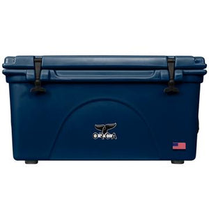 Navy 75 Quart ORCA Cooler