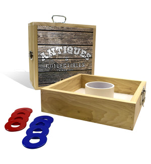 Country Living Antiques & Collectibles Washer Toss Game