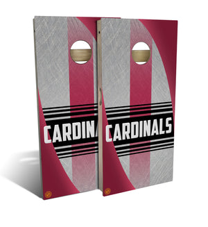 Arizona Cardinals Cornhole Board Set