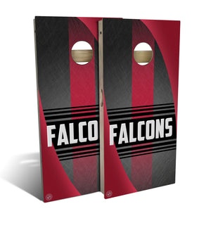 Atlanta Football 2.0 Cornhole Board Set (includes 8 bags)