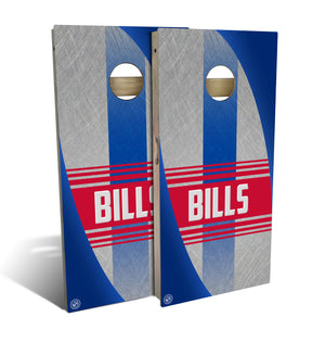 Buffalo Football 2.0 Cornhole Board Set (includes 8 bags)
