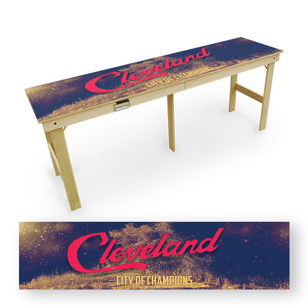 Cleveland City of Champions Tailgate Table