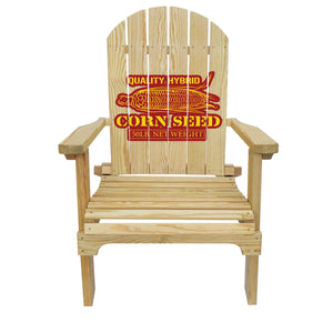 Country Living Corn Seed Adirondack Chair