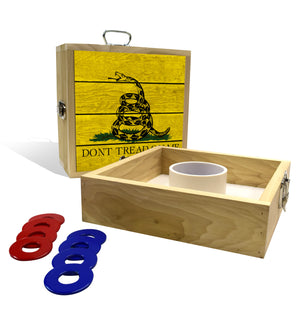 Dont Tread On Me Washer Toss Game