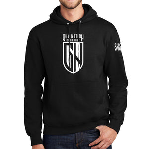 Official Guy Nation Hoodie in Black