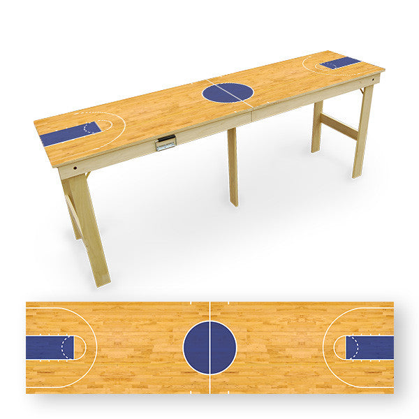 Basketball Court Tailgate Table