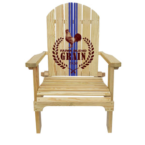 Country Living Grain Seed Adirondack Chair
