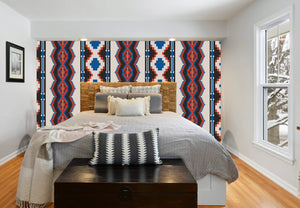 Lilou Bohemian Accent Wall