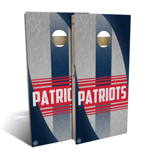 New England 2.0 Cornhole Board Set (includes 8 bags)
