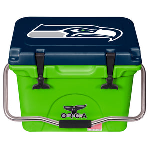 Seattle Seahawks - 20 Quart ORCA Coolers