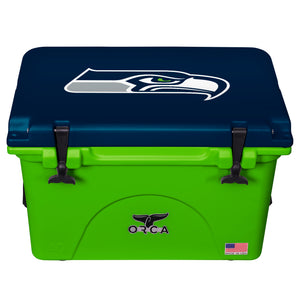 Seattle Seahawks - 40 Quart ORCA Coolers