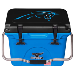 Carolina Panthers - 20 Quart ORCA Coolers