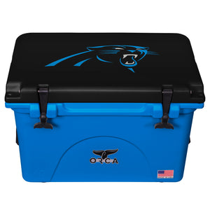 Carolina Panters - 40 Quart ORCA Coolers