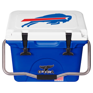 Buffalo Bills - 20 Quart ORCA Cooler