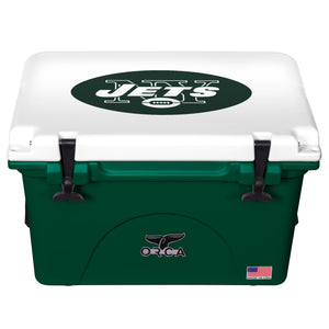 New York Jets- 40 Quart ORCA Coolers